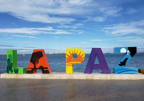 La Paz letras