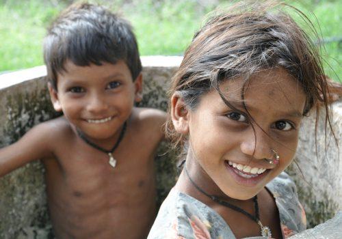 Niños India
