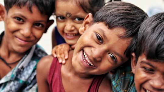 niños india 2