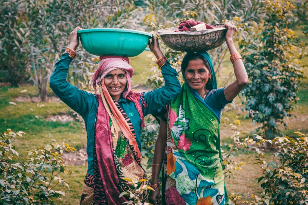 Mujeres India